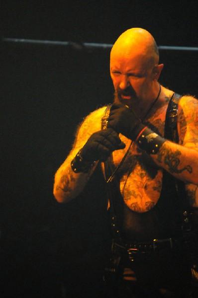 Judas Priest at the Verizon Wireless Amphitheater