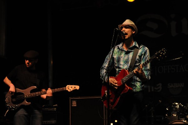 Justin Black at Texas Rockfest, Austin, Texas