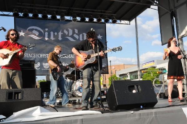 Kieran Ridge Band at Texas Rockfest, Austin, Texas