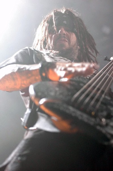 Fieldy  of KoЯn