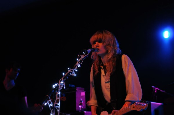 Ladyhawke at Stubb's BarBQ, SXSW 2009, Austin, Texas