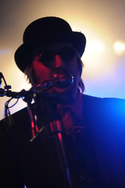 Les Claypool at Stubb's BarBQ, Austin, Texas 04/19/10