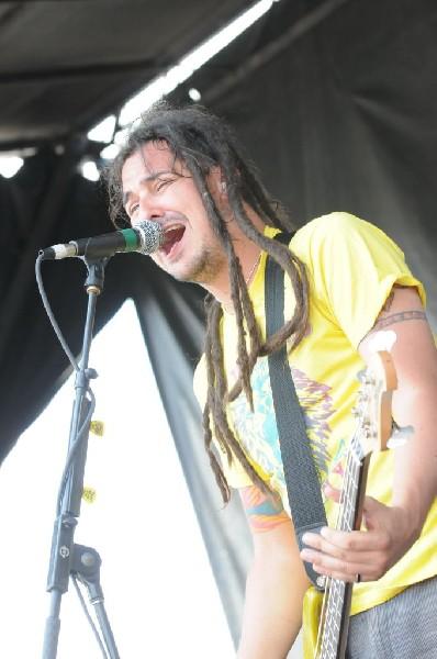 Less Than Jake at Warped Festival, San Antonio, Texas