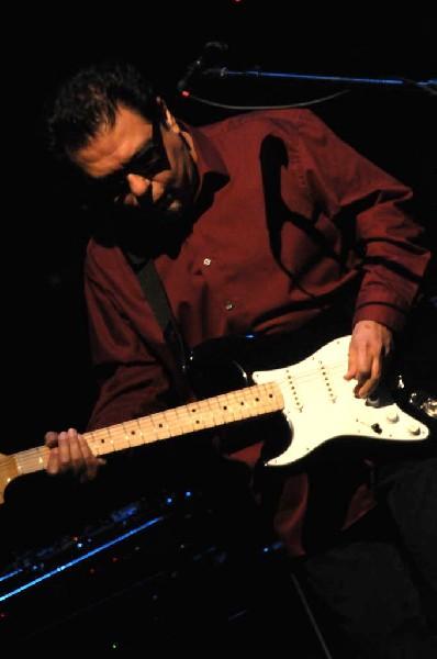 Cesar Rosas and David Hidalgo Los Lobos on the Experience Hendrix Tour, ACL