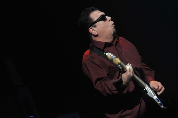 Cesar Rosas and David Hidalgo Los Lobos on the Experience Hendrix Tour, ACL