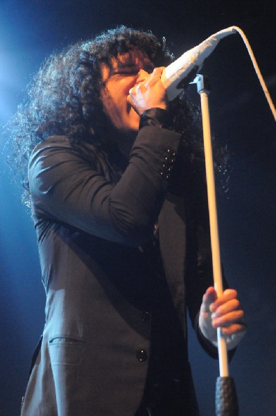 Cedric Bixler-Zavala of The Mars Volta