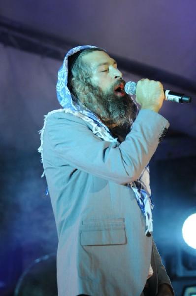Matisyahu at Stubb's BarBQ, Austin, Texas 08/18/10 - photo by Jeff Barringe