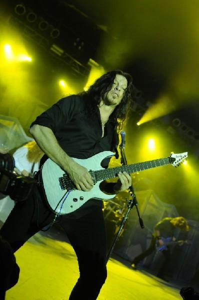 Megadeth at Stubb's BarBQ Austin, Texas 03/26/2010