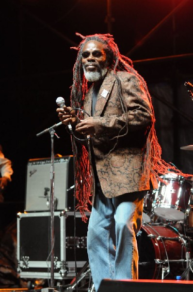 The Mighty Diamonds at the Austin Reggae Festival