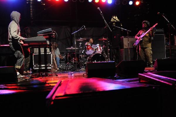 The Mighty Diamonds at the Austin Reggae Festival