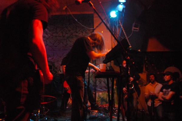 Minsk SXSW Gig at 710 Club in Austin, Texas