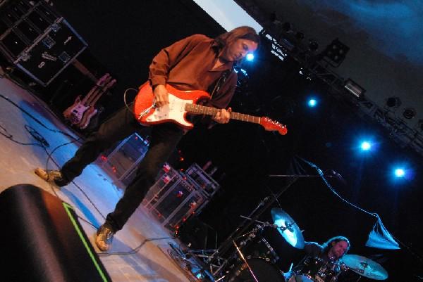 Jim Suhler and Monkey Beat at Stubb's Bar-B-Q in Austin, Texas