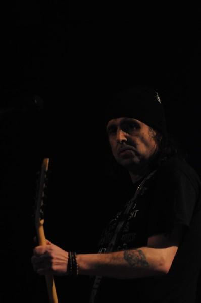 Motörhead at Stubb's BarBQ, Austin Texas 03/16/2010