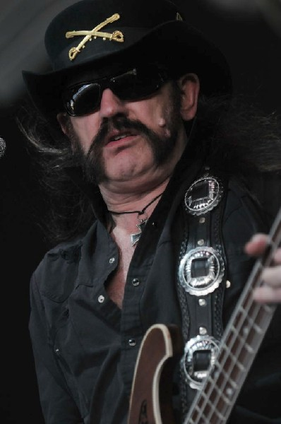 Motorhead at Mayhem Festival 2012 Gexa Energy Pavilion Dallas Texas 07/10/2
