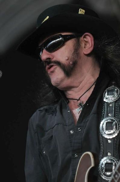 Motorhead at Mayhem Festival 2012 Gexa Energy Pavilion Dallas Texas 07/10/2