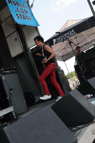 Outernational at Warped Festival, San Antonio, Texas