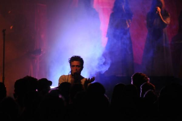 Polyphonic Spree at La Zona Rosa, Austin Texas 02/15/12 - photo by jeff bar