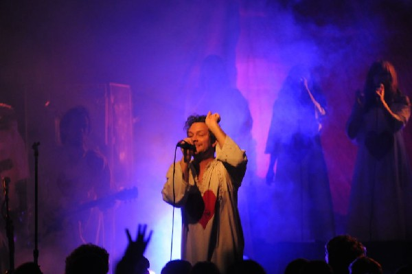 Polyphonic Spree at La Zona Rosa, Austin Texas 02/15/12 - photo by jeff bar