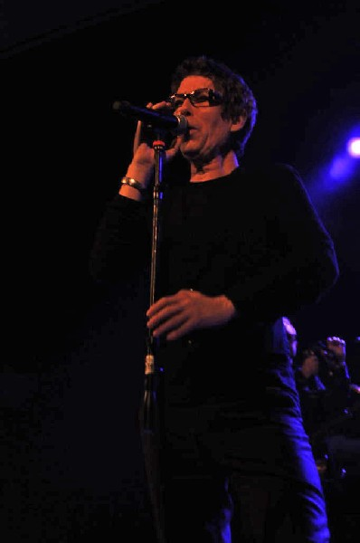 Psychedelic Furs at Stubb's BarBQ, Austin, Texas