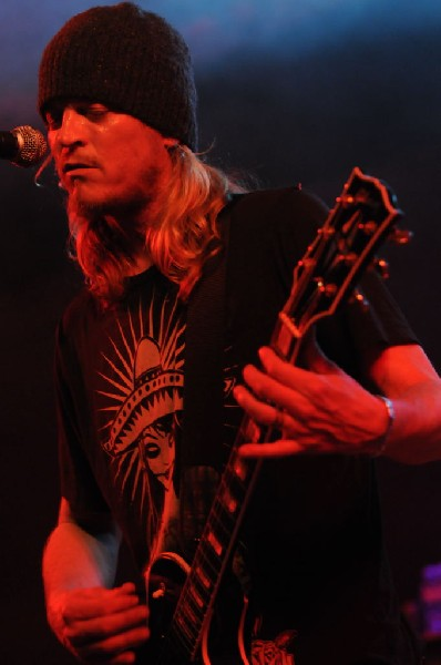Puddle Of Mudd at Stubb's BarBQ, Austin, Texas