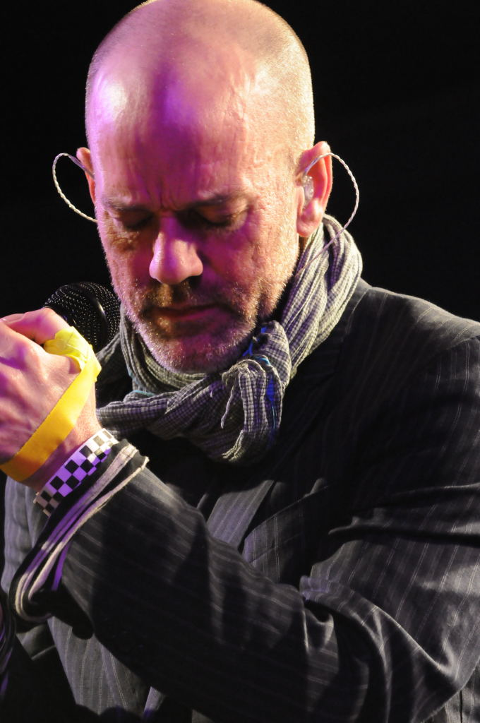Micheal Stipe of R.E.M. at SXSW 2008