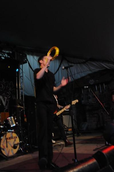 Riverboat Gamblers at Stubb's BarBQ, Austin, Texas 05/06/12