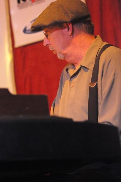 Ray Reed at Lamberts's BarBQ, Austin, Tx - SXSW 2008