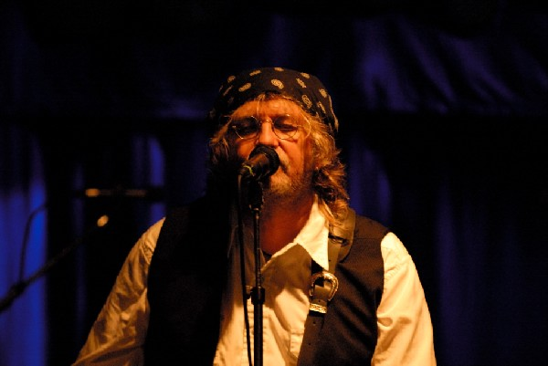 Ray Wylie Hubbard at Antones, Austin, Tx