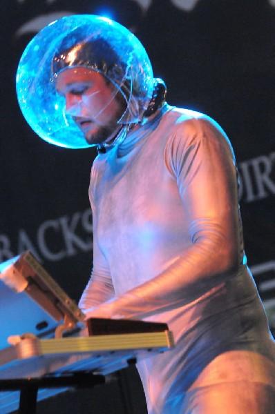 Recorder at Texas Rockfest, Austin, Texas