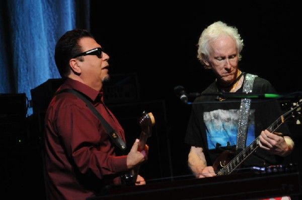 Robby Kreiger of The Doors on the Experience Hendrix Tour, ACL Live at the