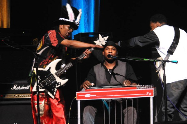 Robert Randolph on the Experience Hendrix Tour, ACL Live at the Moody Theat