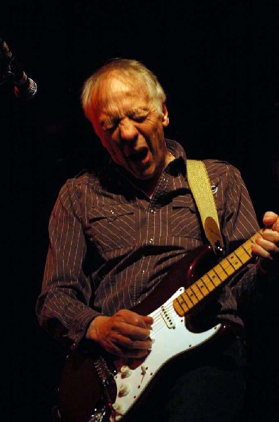 Robin Trower  at La Zona Rosa