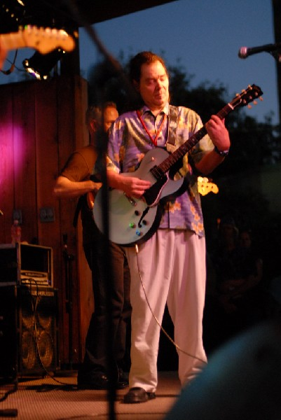 Roky Erickson at the 2007 Ice Cream Social