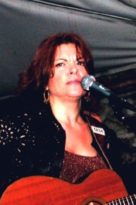 Rosanne Cash at  SXSW 2006 at Stubbs