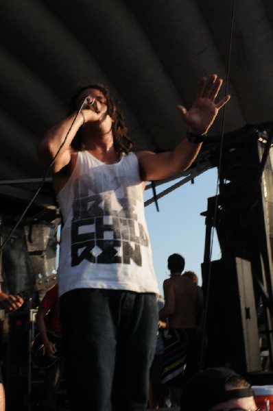Saosin at Warped Festival, San Antonio, Texas