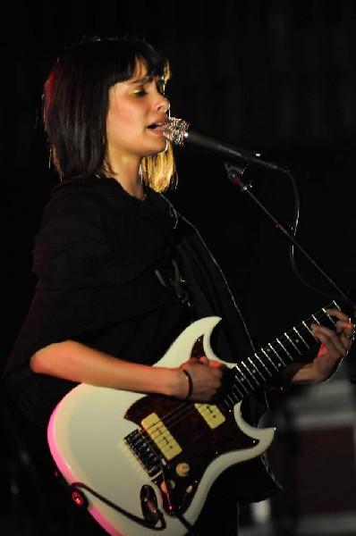 School of Seven Bells at the Austin Music Hall, Austin, Texas April 21, 201
