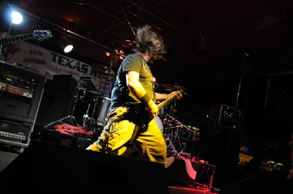Seasons After at Texas Rockfest, Austin, Texas