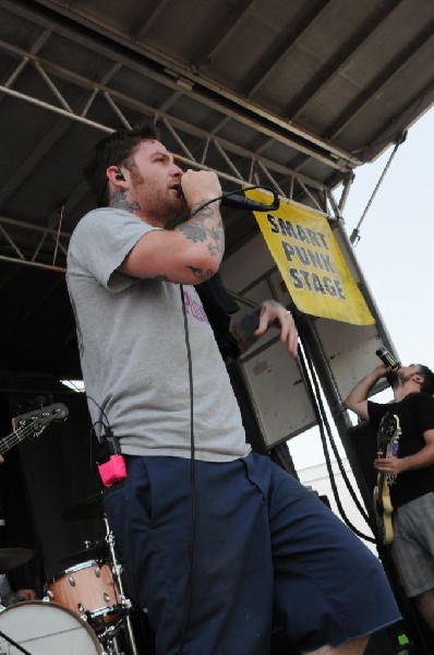 Senses Fail at Warped Festival, San Antonio, Texas