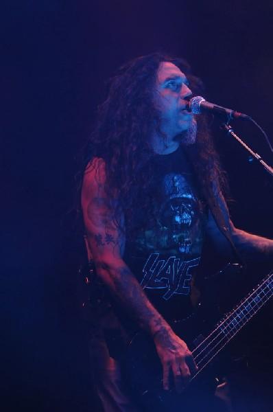 Slayer at the Mayhem Festival 2009 San Antonio, Texas