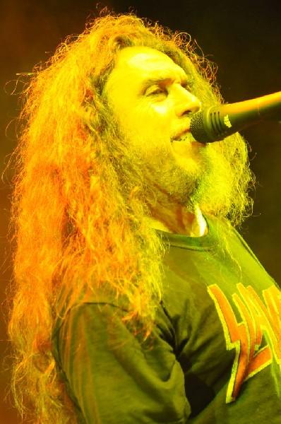Slayer at Auditorium Shores, Austin, Texas 11/06/2011 - photo by Jeff Barri