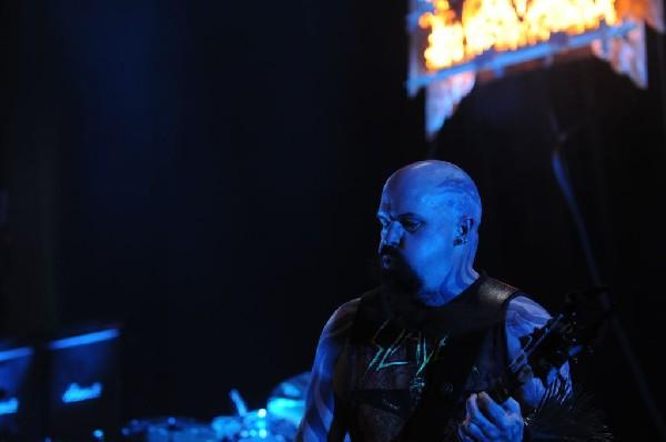 Slayer at Mayhem Festival 2012 Gexa Energy Pavilion Dallas Texas 07/10/2012