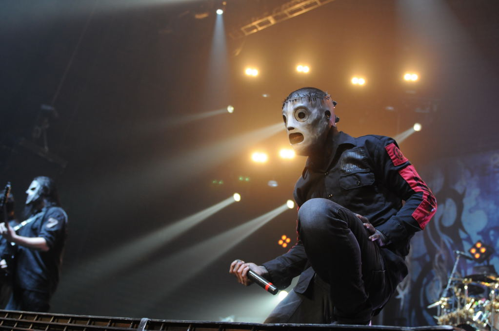 Slipknot at Freeman Coliseum