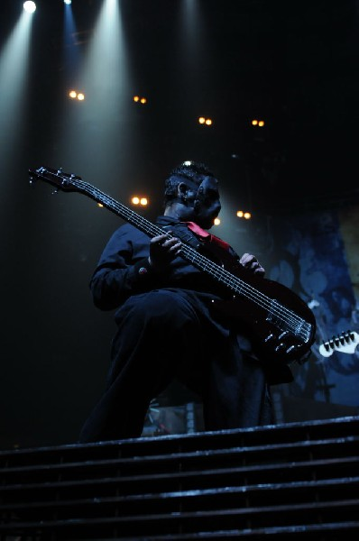 Slipknot at Freeman Coliseum, San Antonio, Texas