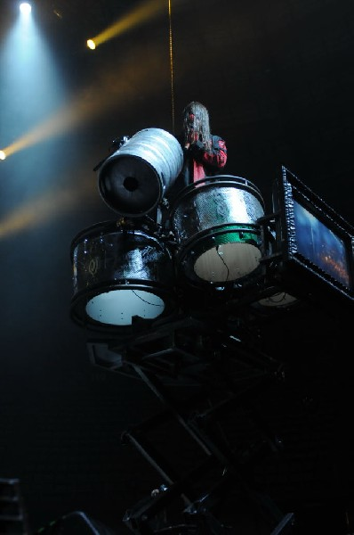 Slipknot at Freeman Coliseum, San Antonio, Texas