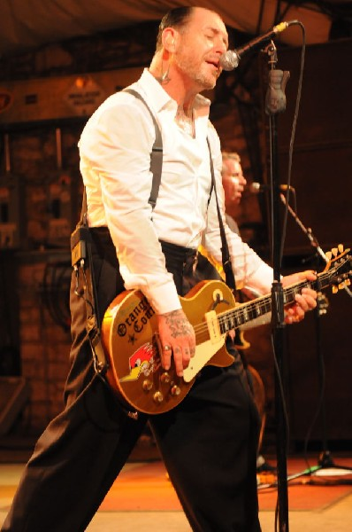 Social Distortion at Stubb's BarBQ, Austin, Texas 05/06/12