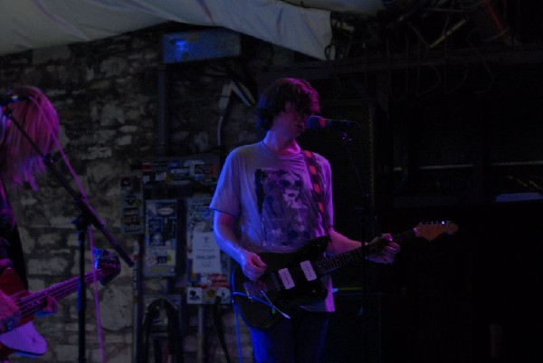 Sonic Youth at Stubb's in Austin, Texas