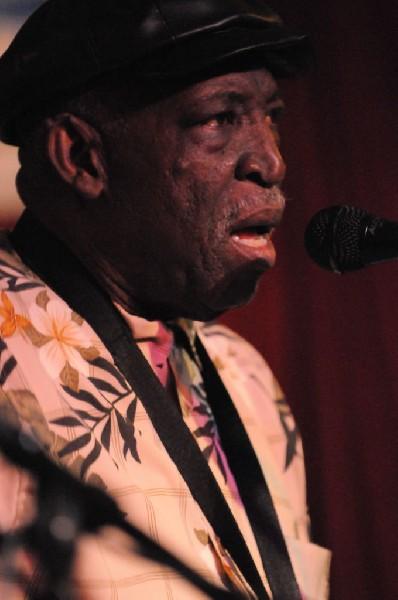 Spot Barnett at Lamberts's BarBQ, Austin, Tx - SXSW 2008