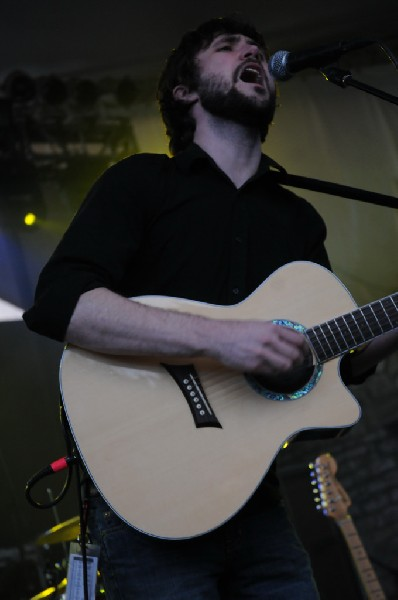 Straylight Run at Stubb's BarBQ, Austin, Texas
