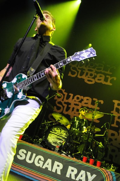 Sugar Ray at ACL Live at the Moody Theater, Austin, Texas 07/06/12 - photo