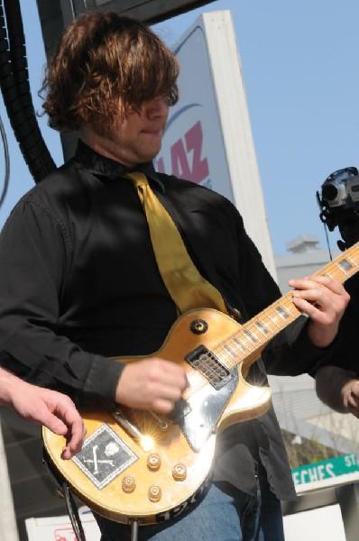 The Banner Year at Texas Rockfest, Austin, Texas